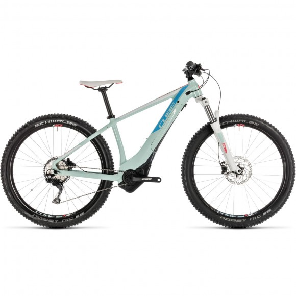 Bicicleta Cube Access Hybrid Exc 500 Blue Coral 2019