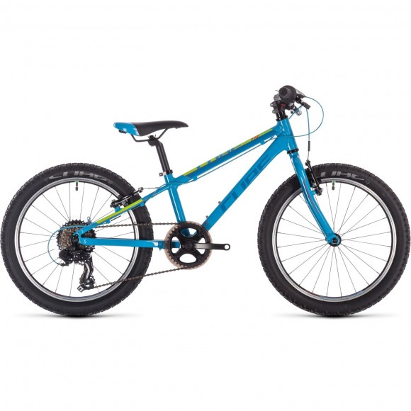 Bicicleta Cube Acid 200 Reefblue Kiwi Red 2019