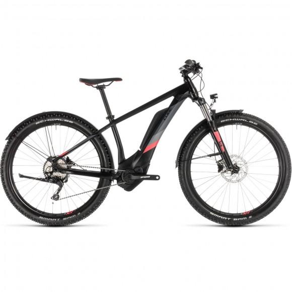 Bicicleta Cube Access Hybrid Pro 400 Allroad Black Coral 2019