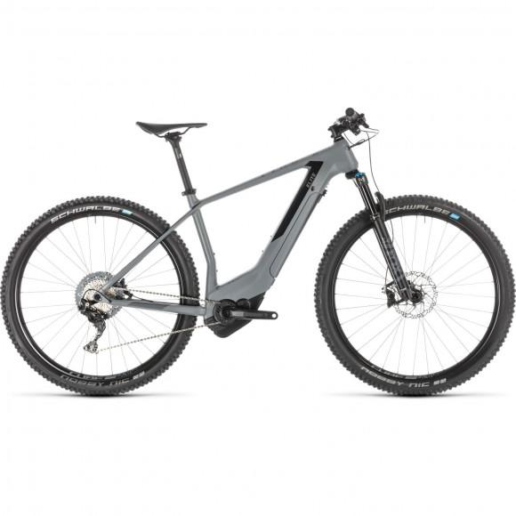 Bicicleta Cube Elite Hybrid C:62 Sl 500 29 Grey Black 2019