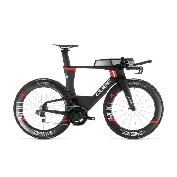 Bicicleta Cube Aerium C:68 Slt High Carbon Red 2019