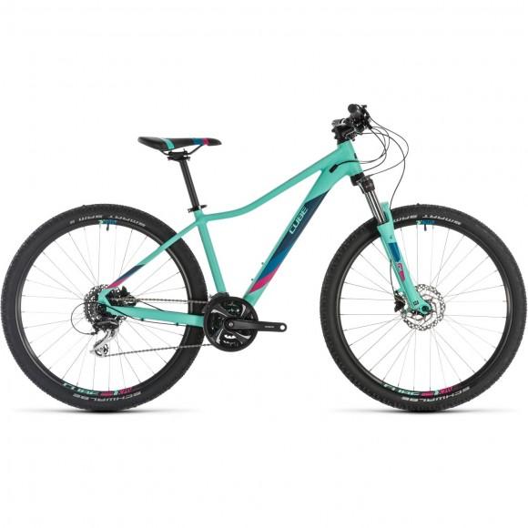 Bicicleta Cube Access Ws Exc Mint Berry 2019