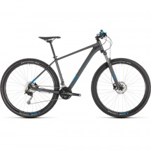 Bicicleta Cube Aim Sl Iridium Blue 2019