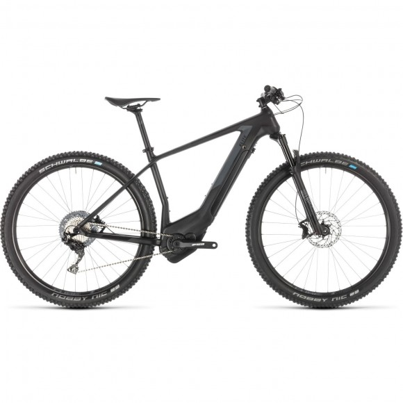 Bicicleta Cube Elite Hybrid C:62 Race 500 29 Carbon Grey 2019
