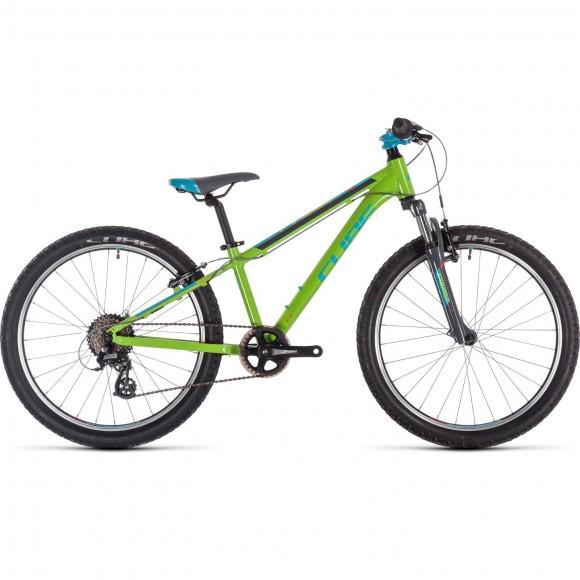 Bicicleta Cube Acid 240 Green Blue Grey 2019