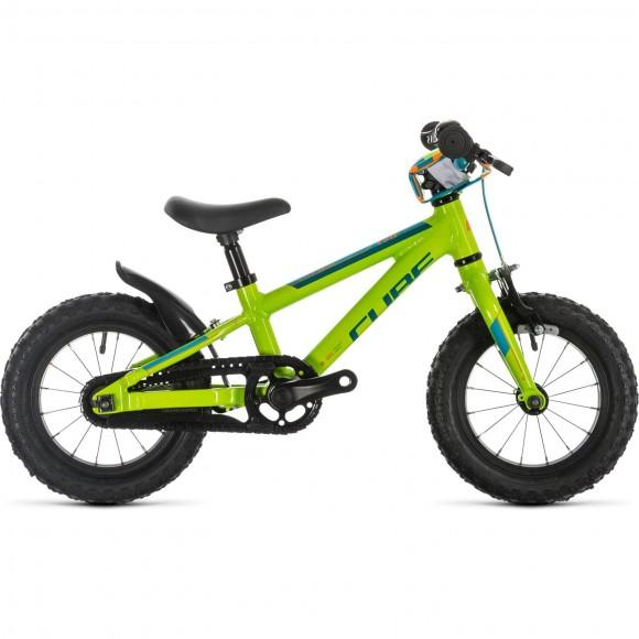 Bicicleta Cube Cubie 120 Green Blue 2019