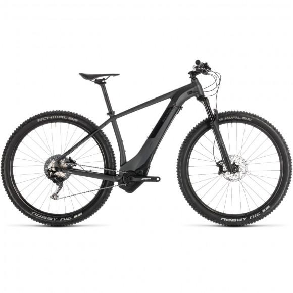 Bicicleta Cube Reaction Hybrid Sl 500 Iridium Black 2019