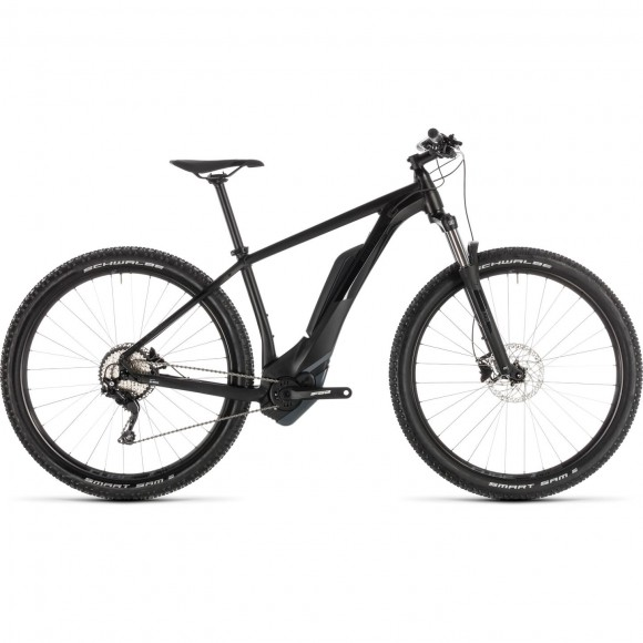 Bicicleta Cube Reaction Hybrid Pro 500 Black Edition 2019