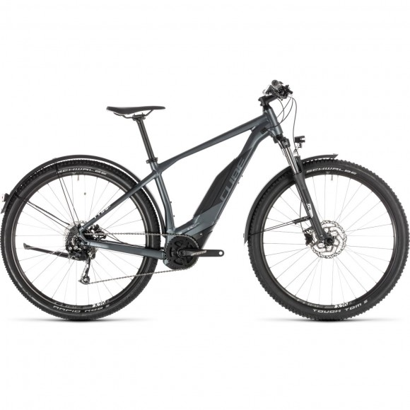 Bicicleta Cube Acid Hybrid One 500 Allroad 29 Grey White 2019