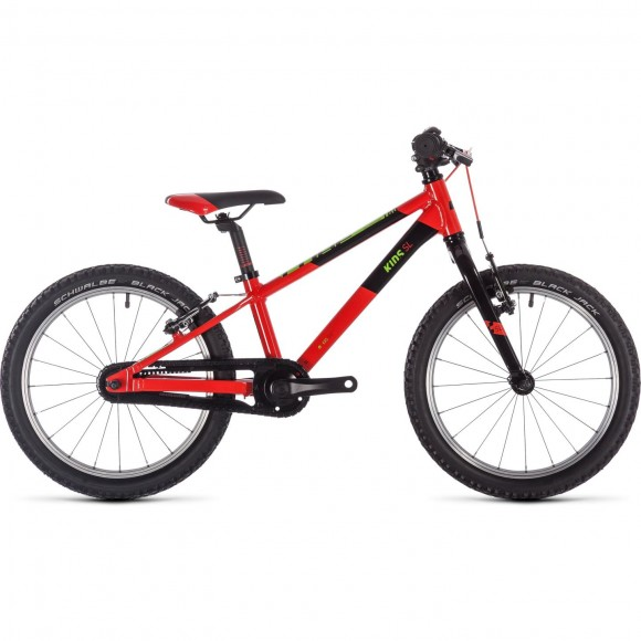 Bicicleta Cube Cubie 180 Sl Red Green Black 2019