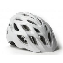 Casca Bicicleta Kali Chakra Solid White