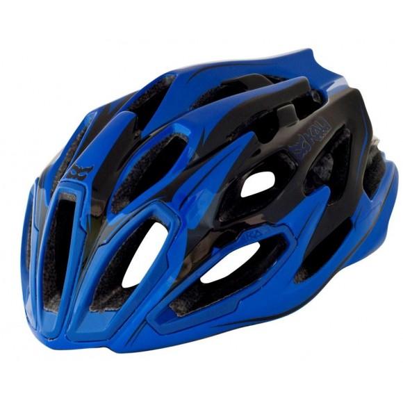 Casca Ciclism Kali Maraka Zone Blue