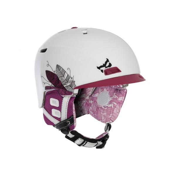 Casca Kali Snow Deva Flyer Pink
