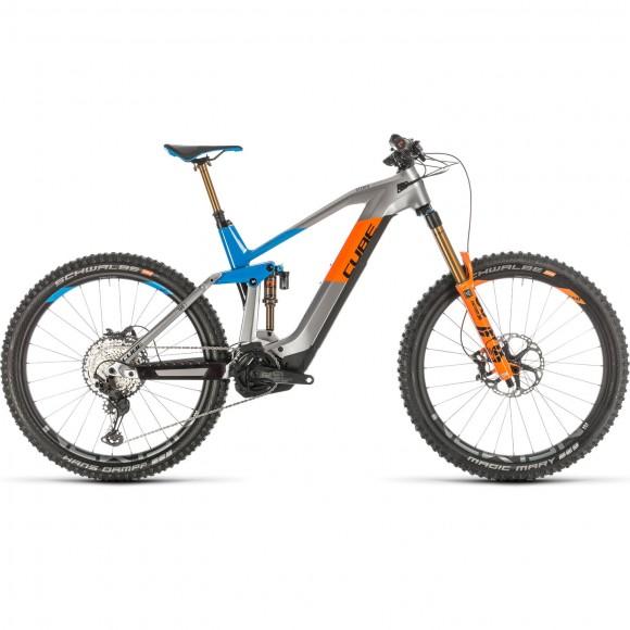 BICICLETA CUBE STEREO HYBRID 160 HPC 27.5 625 Actionteam 2020