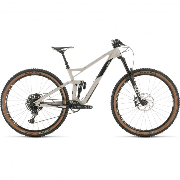 BICICLETA CUBE STEREO 150 C:62 RACE 29 Grey Carbon 2020