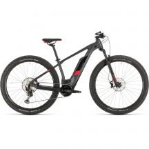 BICICLETA CUBE ACCESS HYBRID RACE 500 Iridium Red 2020