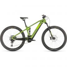 BICICLETA CUBE STEREO HYBRID 120 PRO 500 29 Green Green 2020