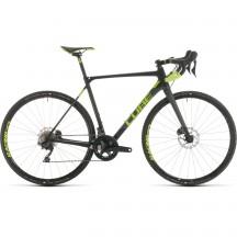 BICICLETA CUBE CROSS RACE C:62 PRO Carbon Green 2020