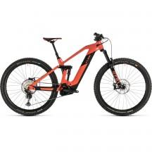 BICICLETA CUBE STEREO HYBRID 140 HPC SL 625 29 Red Black 2020