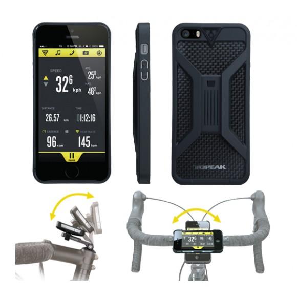 Carcasa-husa RideCase iPhone 5