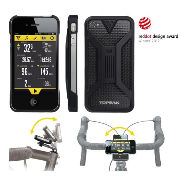 Carcasa-husa RideCase iPhone 4