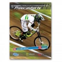 Dvd Film Cupa Mondiala si Campionatul Mondial De Downhill 2010 by Freecaster Tv