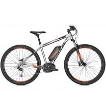 Bicicleta electrica Focus Jarifa2 3.9 9G 29 silver 2019