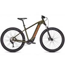 Bicicleta electrica Focus Whistler2 6.9 9G 29 moosgreen 2019