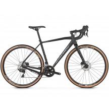 Bicicleta Kross Esker 6.0 28 black grahite matte 2019