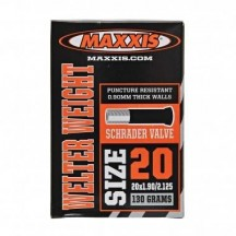 Camera 20X1.90/2.125 SV Maxxis Welterweight 0.9mm Auto