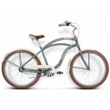 Bicicleta Kross Cinnamon graphite-creamy 2015