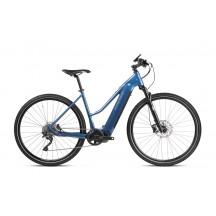 e-bike Kross Evado Hybrid 6.0 28 DL blue glossy 2021
