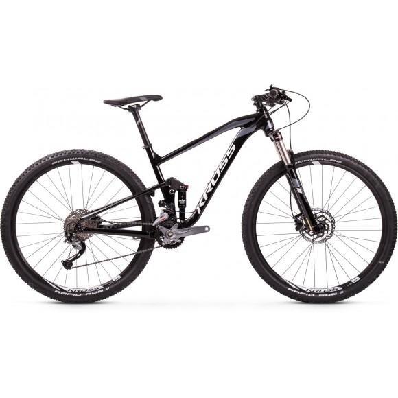 Bicicleta Kross Earth 1.0 29 black-graphite-glossy 2021