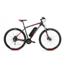 e-bike Kross Hexagon Boost 1.0 522 M 29 M black matte 2021