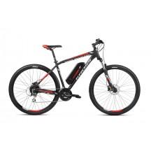 e-bike Kross Hexagon Boost 1.0 396 M 29 L black matte 2021