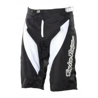 Pantaloni Scurti Bicicleta Troy Lee Designs Sprint Black / White