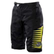 Pantaloni Scurti Fete Moto Black