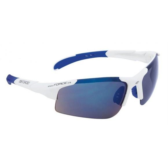 Ochelari Force Sport Alb Bleu
