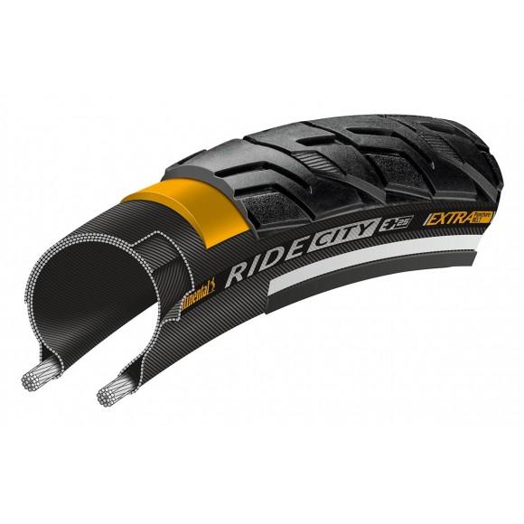 Anvelopa Continental Ride City Reflex EXTRa PunctureBelt 47-622 (28*1.75) negru