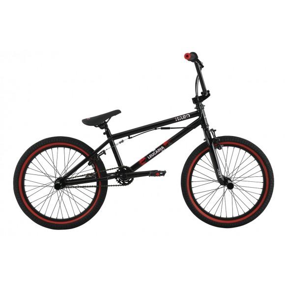 Bicicleta BMX HARO Leucadia DLX negru 20.3 2017