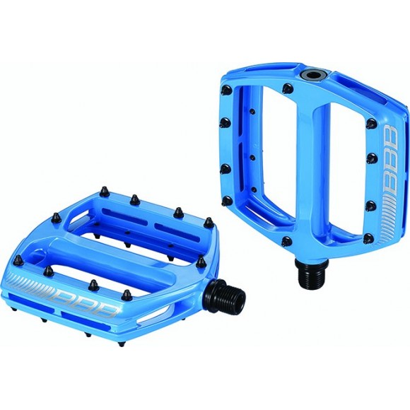 BBB pedale CoolRide BPD-36 MTB albastre