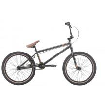 Bicicleta BMX HARO Leucadia gri metalic 20.3 2018