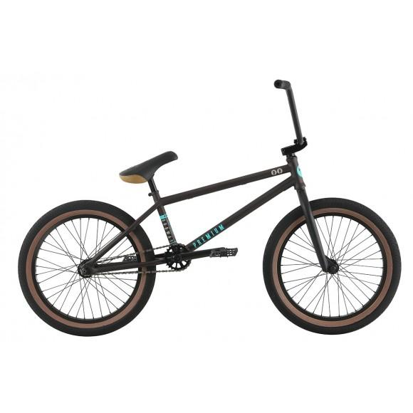 Bicicleta BMX Premium Products Subway 21 matte rootbeer 2017