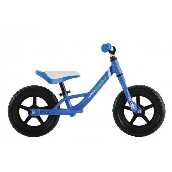 Bicicleta fara pedale Haro Prewheelz SE 12 albastra 2017