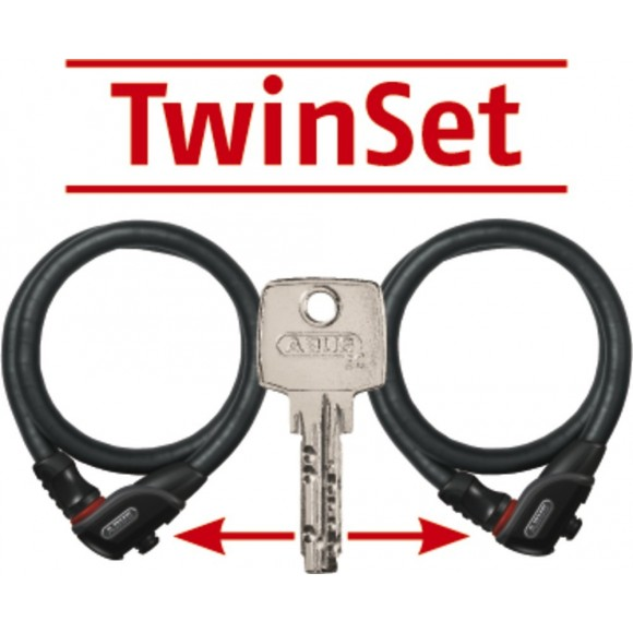 Set 2 lacate Abus Phantom 8960/85 Twinset