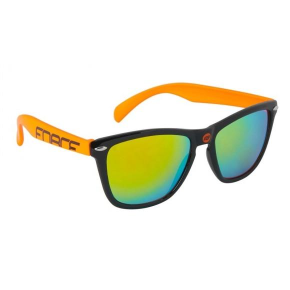 Ochelari Force Free negru/orange lentile orange laser