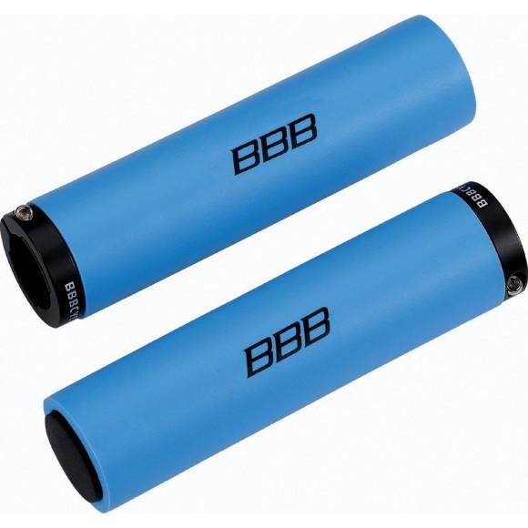 Mansoane BBB StickyFix BHG-35 128mm albastre