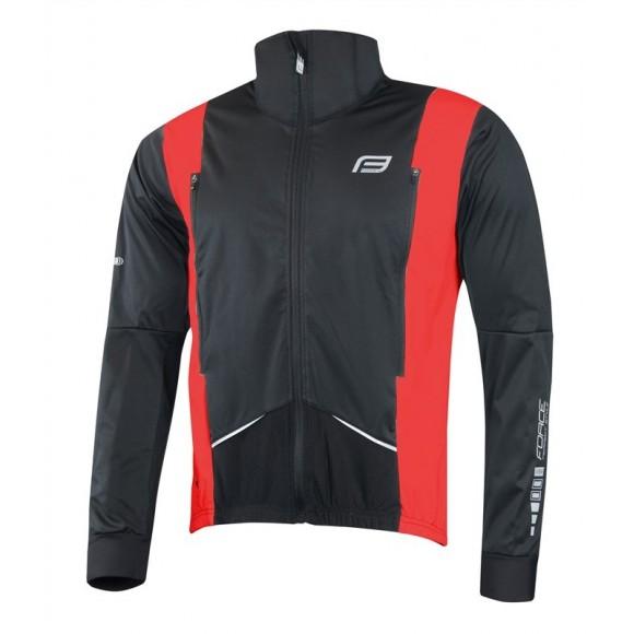 Jacheta Force X58 barbati negru/rosu XL