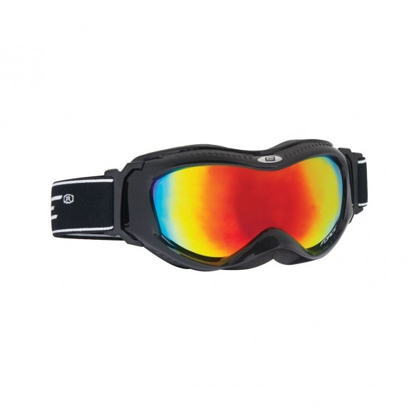 Ochelari ski Force negri lentila multilaser