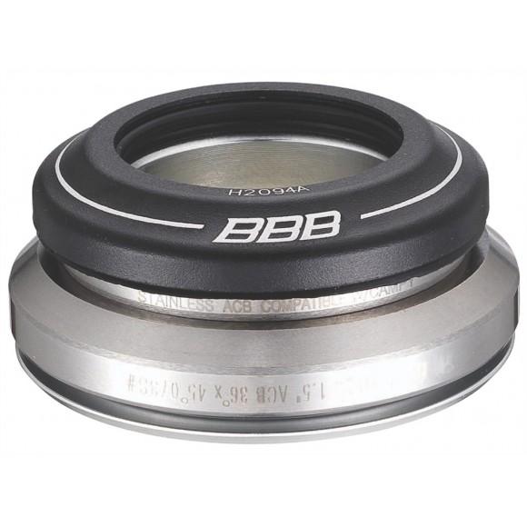 BBB Cuvetarie Tapered 1.1/8-1.5 con aluminiu 8 mm